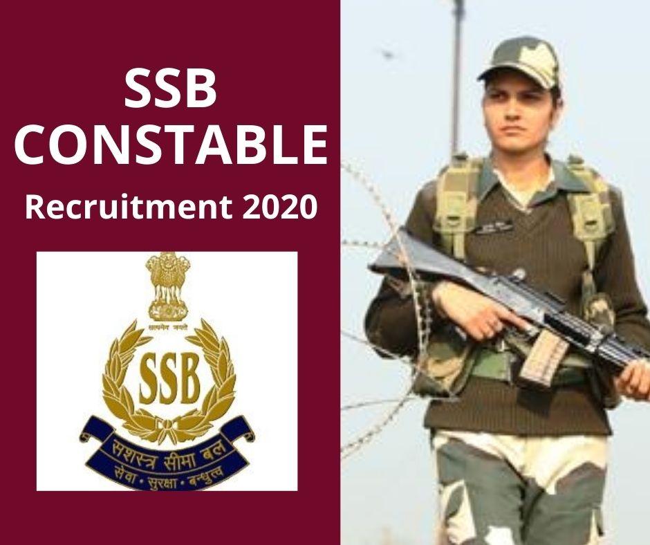 SSB Constable